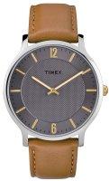 Zegarek męski Timex metropolitan TW2R49700 - duże 1