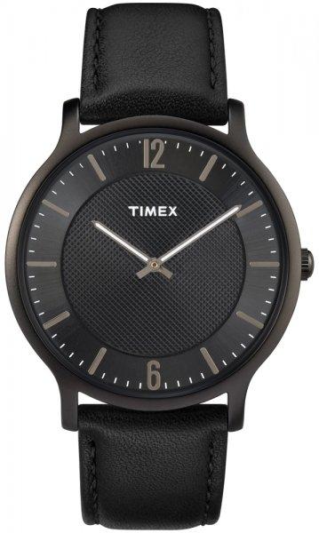 Zegarek męski Timex metropolitan TW2R50100 - duże 3