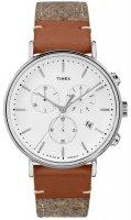 Zegarek męski Timex fairfield TW2R62000 - duże 1