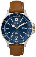 Zegarek męski Timex harborside TW2R64500 - duże 1