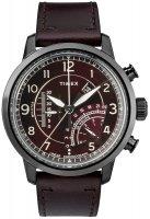 Zegarek męski Timex intelligent quartz TW2R69200 - duże 1