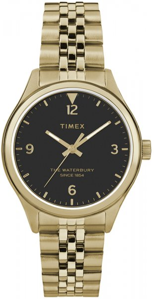 Timex TW2R69300 Waterbury The Waterbury