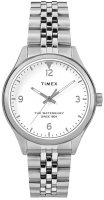 Zegarek damski Timex waterbury TW2R69400 - duże 1