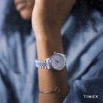 zegarek Timex TW2R69400 srebrny Waterbury