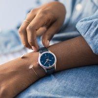 Zegarek damski Timex waterbury TW2R69700 - duże 2