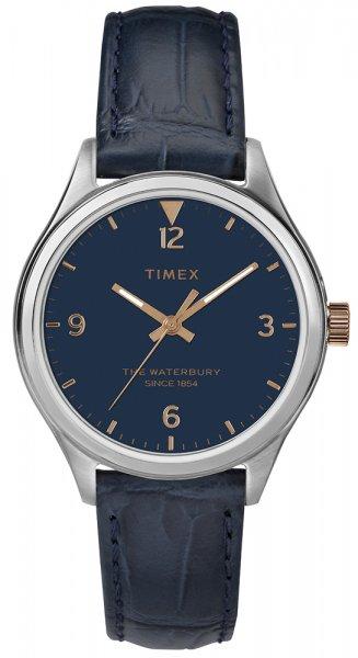 Zegarek damski Timex waterbury TW2R69700 - duże 3