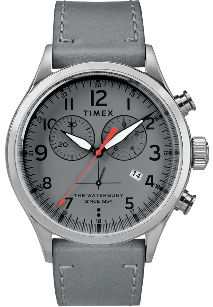 Timex TW2R70700 Waterbury The Waterbury