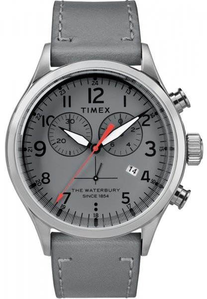 Zegarek męski Timex waterbury TW2R70700 - duże 1