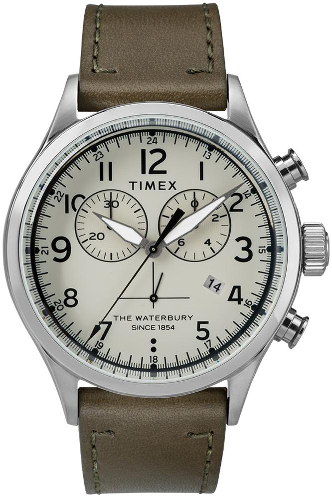 Timex TW2R70800 Waterbury The Waterbury