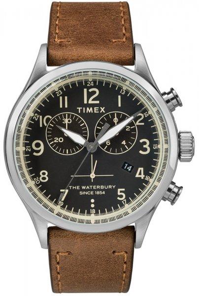Zegarek męski Timex waterbury TW2R70900 - duże 1