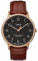 Zegarek męski Timex waterbury TW2R71400 - duże 1