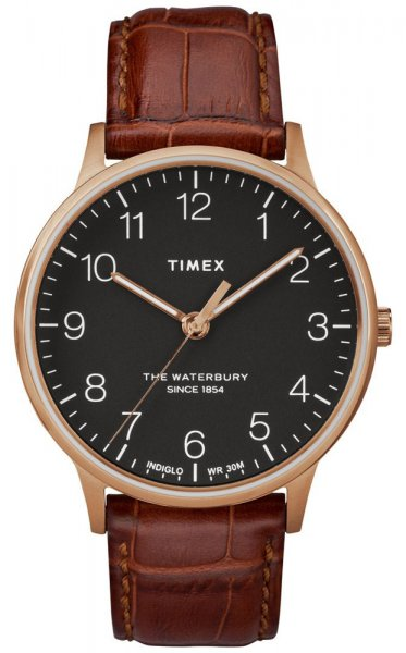 Timex TW2R71400 Waterbury The Waterbury