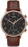 Zegarek męski Timex waterbury TW2R71600 - duże 1
