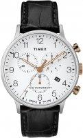 Zegarek męski Timex waterbury TW2R71700 - duże 1