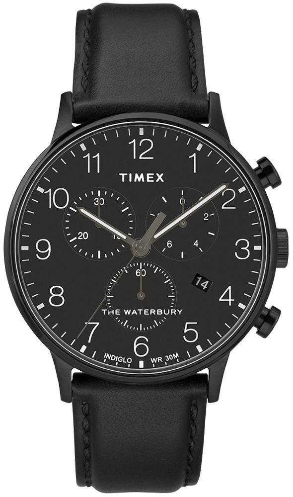 Timex TW2R71800 Waterbury The Waterbury Chronograph