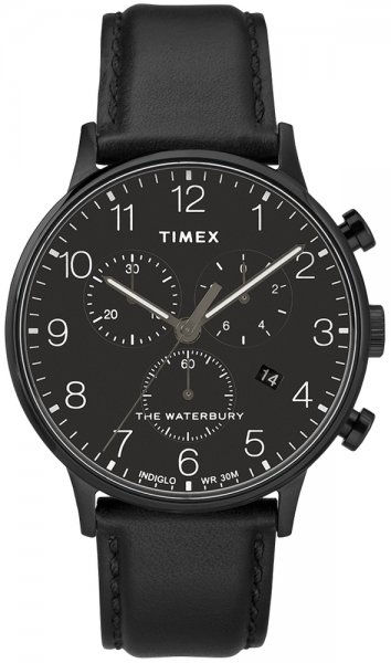 Timex TW2R71800 Waterbury The Waterbury Chronograph