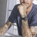 Zegarek męski Timex waterbury TW2R71800 - duże 5