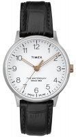Zegarek damski Timex waterbury TW2R72400 - duże 1