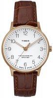 Zegarek damski Timex waterbury TW2R72500 - duże 1
