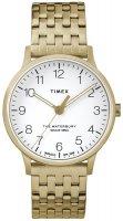 Zegarek damski Timex waterbury TW2R72700 - duże 1
