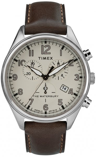 Timex TW2R88200 Waterbury The Waterbury