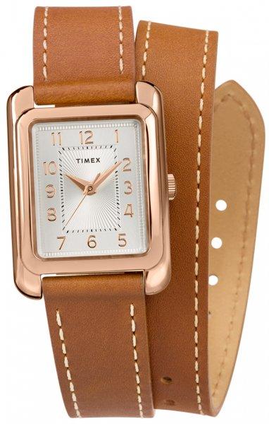 Zegarek Timex TW2R91600-POWYSTAWOWY - duże 1