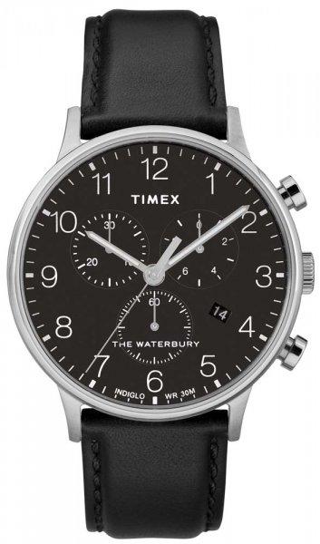 Zegarek męski Timex waterbury TW2R96100 - duże 3