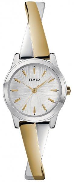 Timex TW2R98600 Fashion Fashion Stretch Bangle