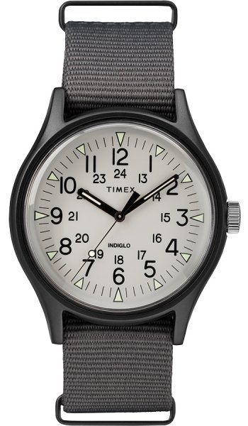 Zegarek Timex TW2T10500 - duże 1