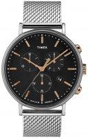 Zegarek męski Timex fairfield TW2T11400 - duże 1