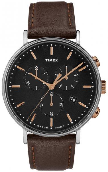 Zegarek Timex TW2T11500 - duże 1