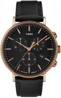 Zegarek męski Timex fairfield TW2T11600 - duże 1