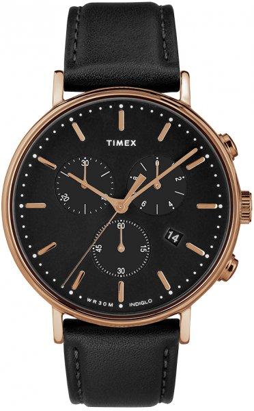 TW2T11600 - zegarek męski - duże 3