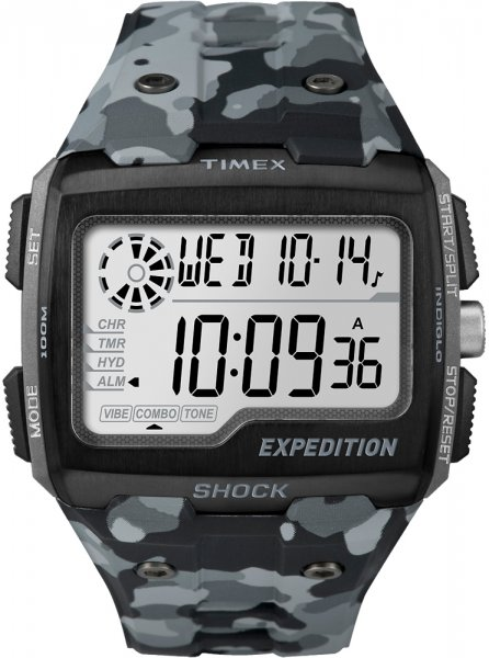 Timex TW4B03000 Expedition Expedition Grid Shock