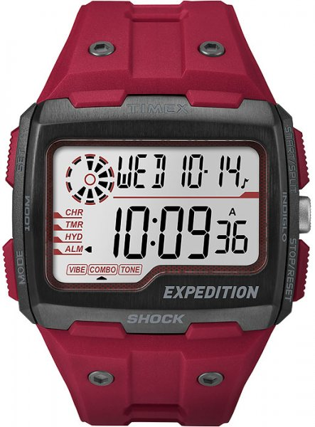 Timex TW4B03900 Expedition Expedition Grid Shock