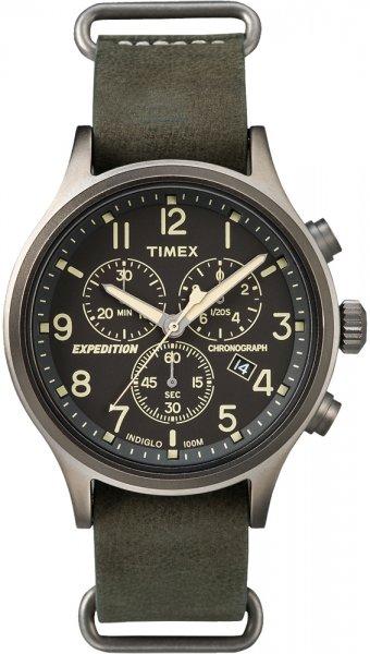 Zegarek Timex Expedition Scout Chrono - męski  - duże 3