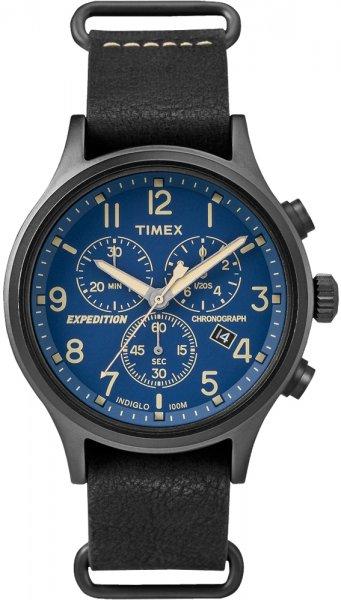 TW4B04200 - zegarek męski - duże 3