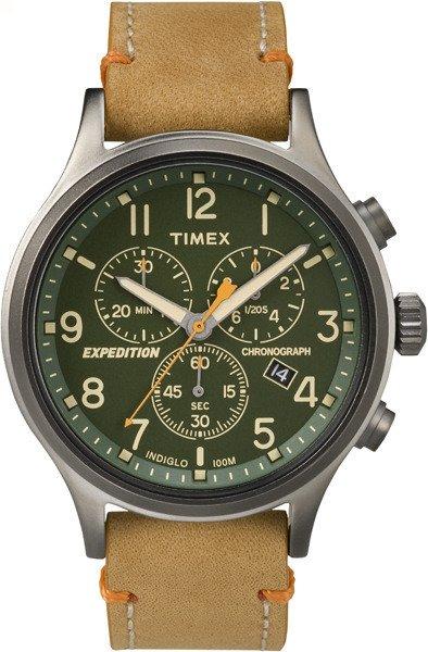 TW4B04400-POWYSTAWOWY - zegarek męski - duże 3