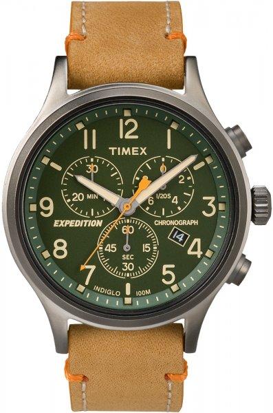 TW4B04400 - zegarek męski - duże 3