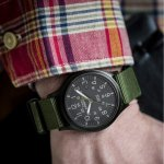 Zegarek unisex Timex expedition TW4B04700 - duże 4