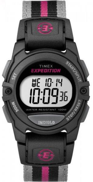Zegarek damski Timex expedition TW4B08000 - duże 3
