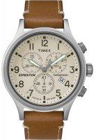 Zegarek męski Timex expedition TW4B09200 - duże 1