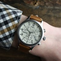 Zegarek męski Timex expedition TW4B09200 - duże 2