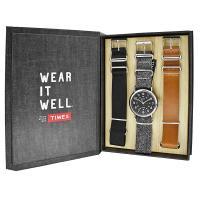 Zegarek męski Timex weekender TWG012400 - duże 2