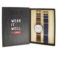 Zegarek męski Timex weekender TWG012500 - duże 3