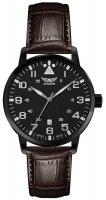 Zegarek męski Aviator vintage family V.1.11.5.036.4 - duże 1
