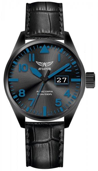 Zegarek Aviator  V.1.22.5.188.4 - duże 1