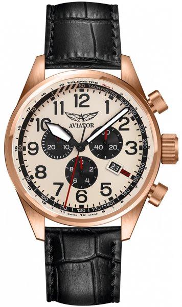 Zegarek Aviator V.2.25.2.173.4 - duże 1