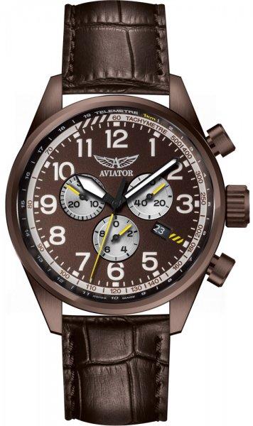 Zegarek Aviator V.2.25.8.172.4 - duże 1