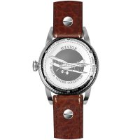 Zegarek męski Aviator bristol V.3.07.0.082.4 - duże 2